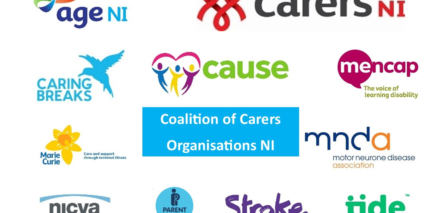 Coalition of Carers Organisations NI supports Assembly motion on cessation of support services for carers
