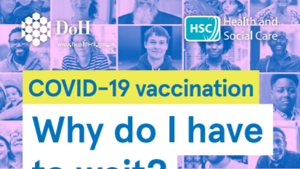 COVID 19 Vaccine - Why do I have to wait