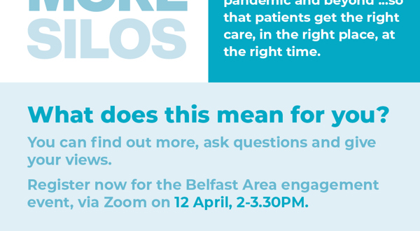 Service Users & Carers - Engagement Events to Discuss Improvements to Urgent and Emergency Care