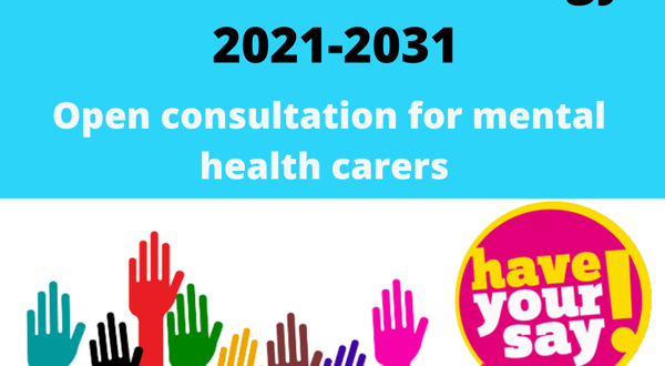 Have your say - NI Mental Health Strategy 2021-2031