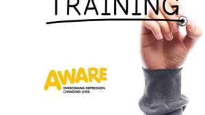 AWARE Training courses in the New Year