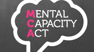 Mental Health Capacity act 2016